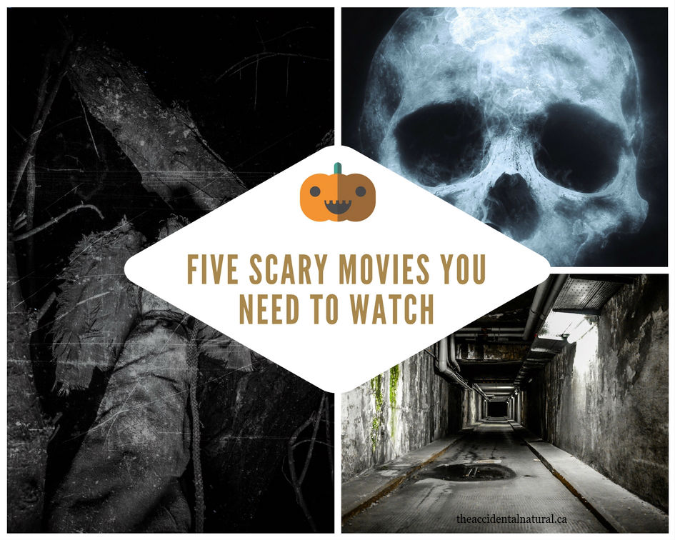 Five Halloween Movies to watch