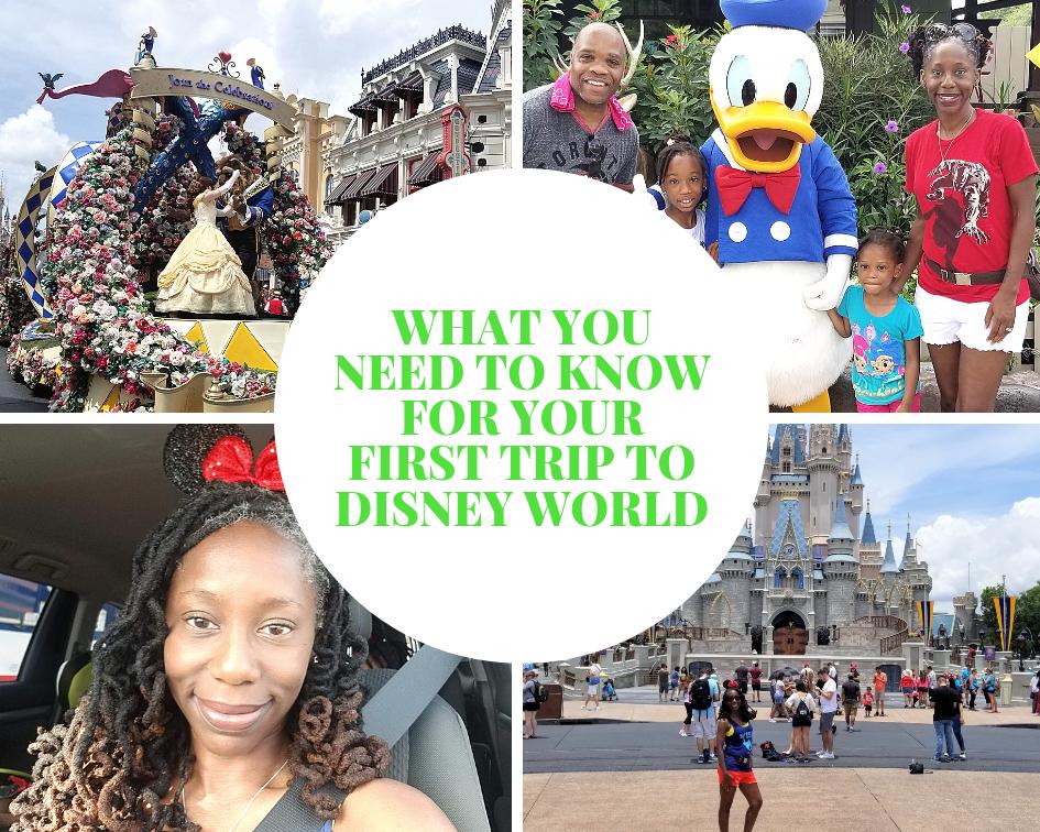 Disney Trip 1
